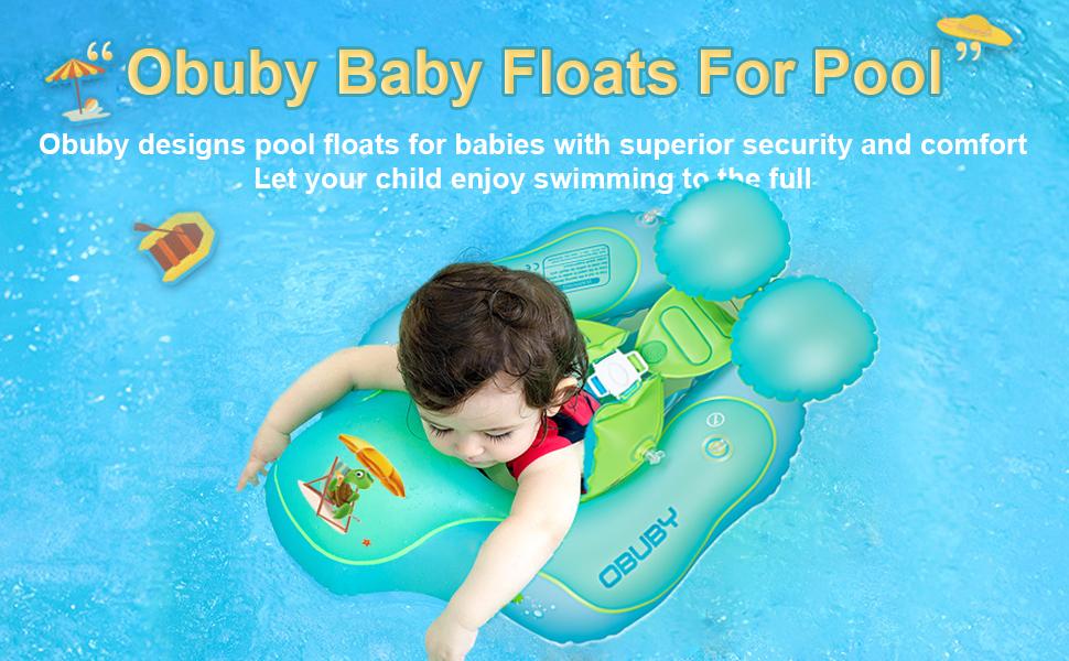 pool floats baby