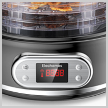 Food Dehydrator Digital Temp