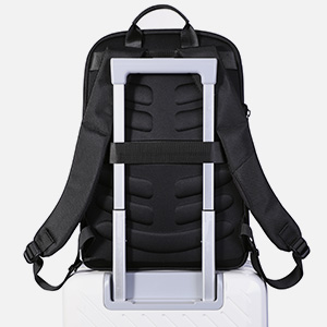 antitheft backpack for traveling