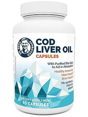 Dr Berg COD Liver Oil
