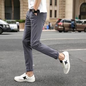 cotton pants for men
