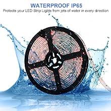 Waterproof rgb strip light