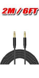 2M Audio Aux Cable
