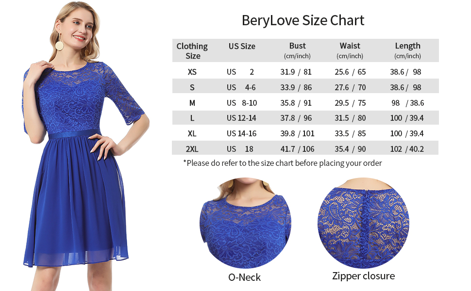 lace dress party dresses for teens short royal bluewedding dresses for women country bridesmaid