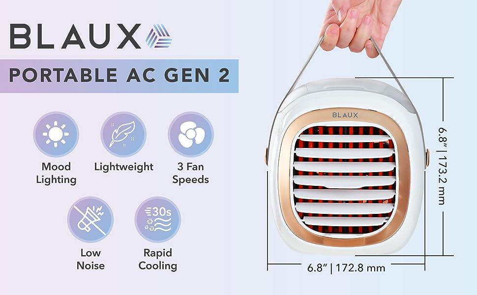 Mini AC portable benefits