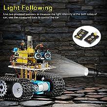 arduino roboter starter kit