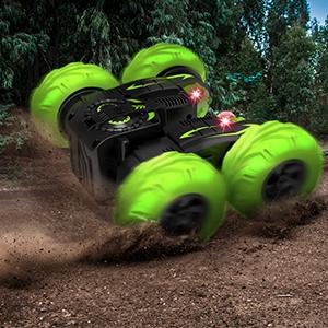 rc stunt car for boy 5,6,7,8,9,10yrd