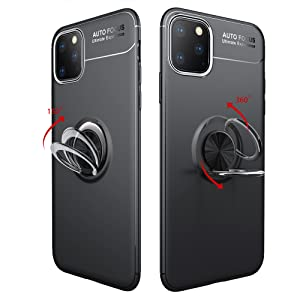 Nalia Ring Hülle Kompatibel Mit Iphone 11 Pro Max Elektronik