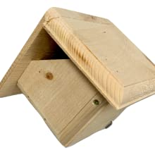 Wakefield Birdhouses provide protection from predators for birds so they can safely raise families