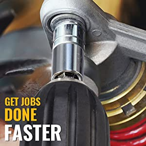 GET JOBS DONE FASTER