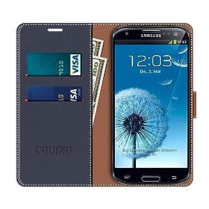 Custodia in Pelle Samsung Galaxy S3