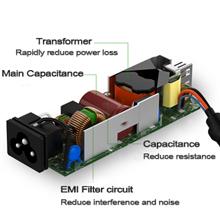 Transformer amp; Capacitance