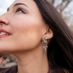 american west sterling silver jewelry gemstone designs bracelet pendant ring animal critter symbols