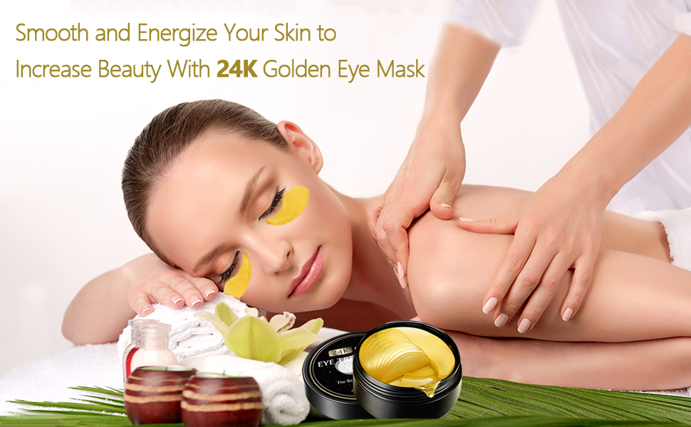 eye mask for dark circles and puffiness