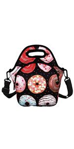 Donut Lunch Bag