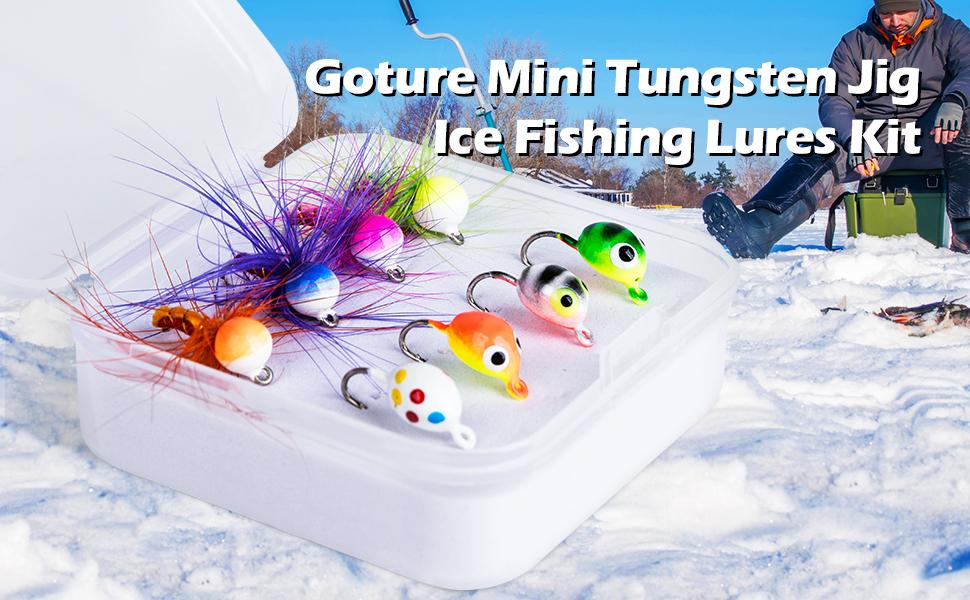 ice fishing jig ice fishing lure ice jig
