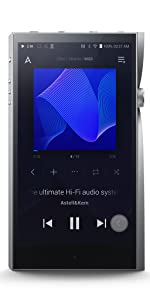 Astell&Kern A&futura SE200 High Resolution Portable Music Player