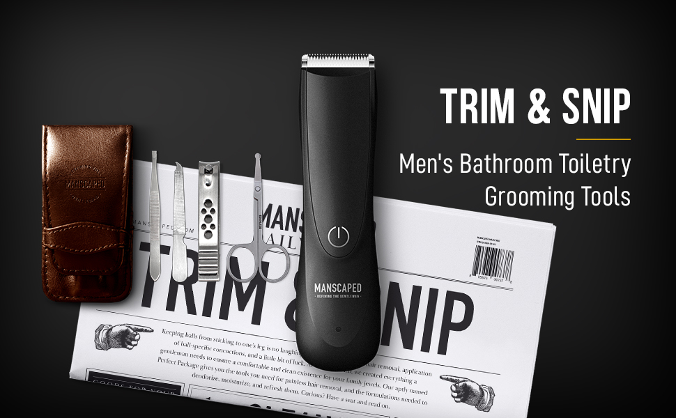 Manscaped Trim and Snip Kit