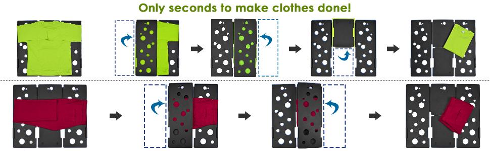 tshirt folding board