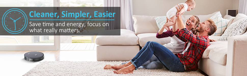 cleaner simper easier cleaning excellent experience for family members, wife, mother and father