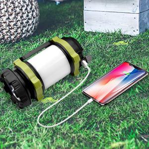rechageable camping lantern