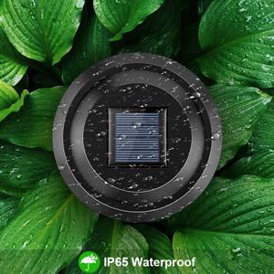 waterproof solar garden lights