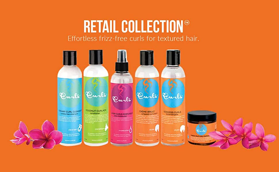 CURLS RETAIL COLLECTION