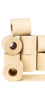 holzfreies Toilettenpapier nachhaltig