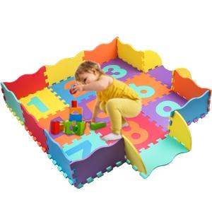 kid puzzle playmat