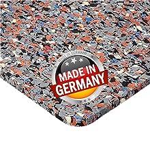 trocknern unterlage waschmaschinenunterlage Gummimatte Anti-Ermüdungsmatte Antiermüdungsmatte