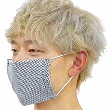 マスクの会 クールマスク グレー