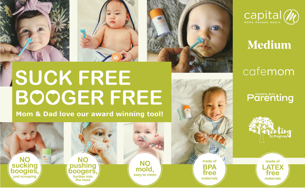 booger picker, ear cleaner, baby nose cleaner, baby shower, infant and toddlers, baby booger remover