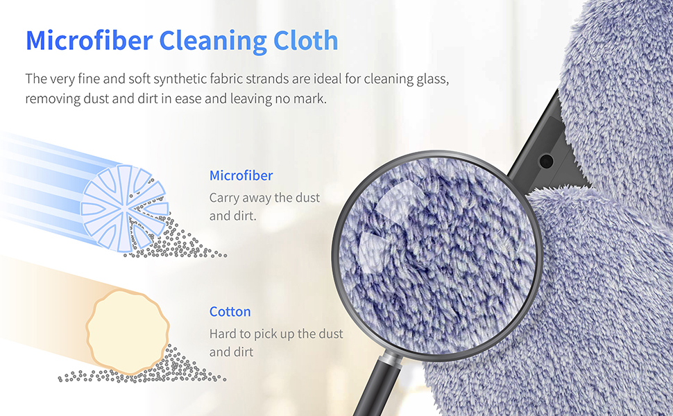 hobot cleaning cloth