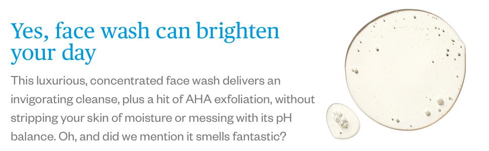 pranje lica prirodno
