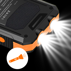 solar portable charger  solar charger