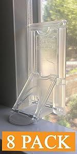 Window Stop 8 pk