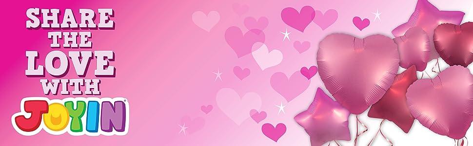 JOYIN 28 Pack Kids Valentines Day Gift Assorted Novelty Toy Set