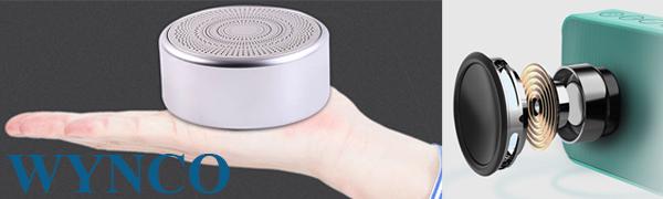WYNCO Waterproof Ultra Portable Bluetooth Speaker