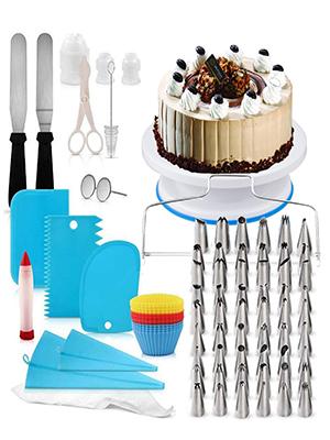 Accessoire de pâtisserie - Plat à tarte - Décoration