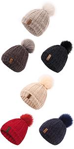 girls winter hat