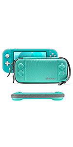 tomtoc slim carrying case for nintendo switch lite