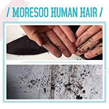 Moresoo Tape Extensions Human Hair