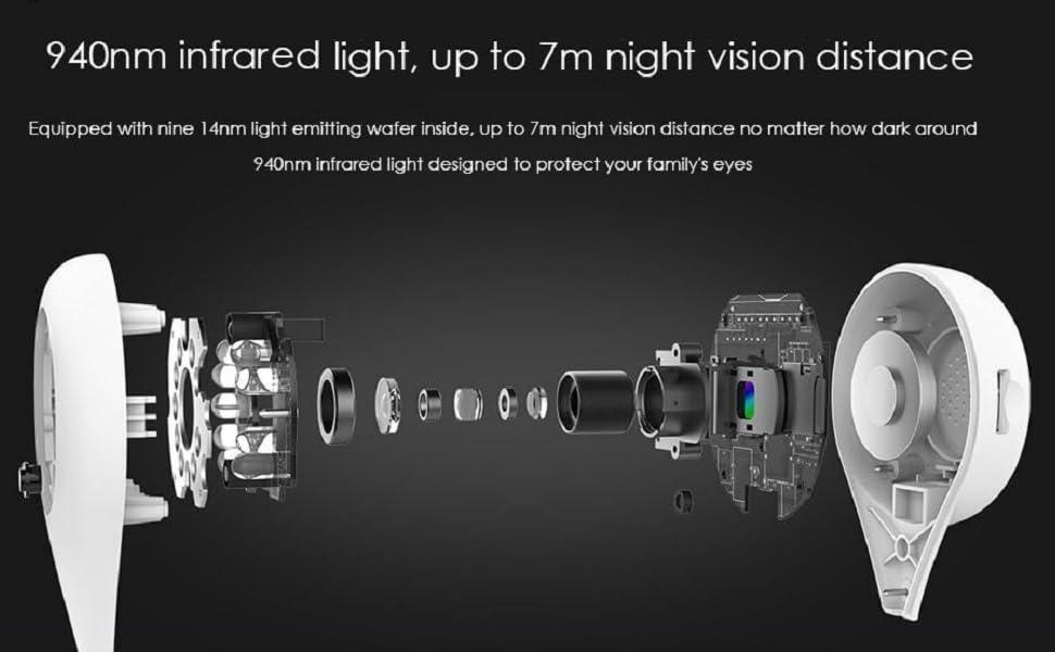 360 D603 Night Vision