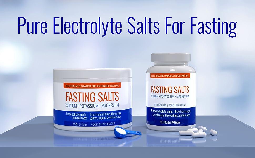 Fasting Electrolytes
