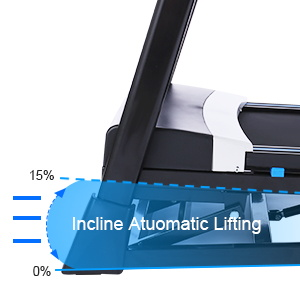 incline atuomatic lifting