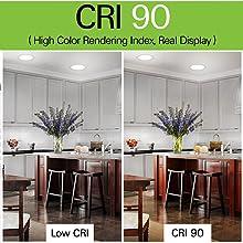 CRI90 6 INCH LIGHTS