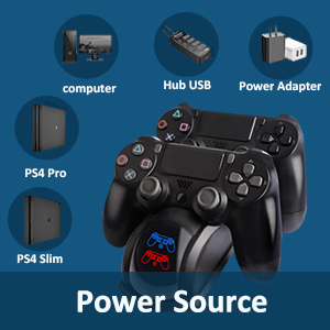 PS4 CONTROLLER SUPPLY POWER