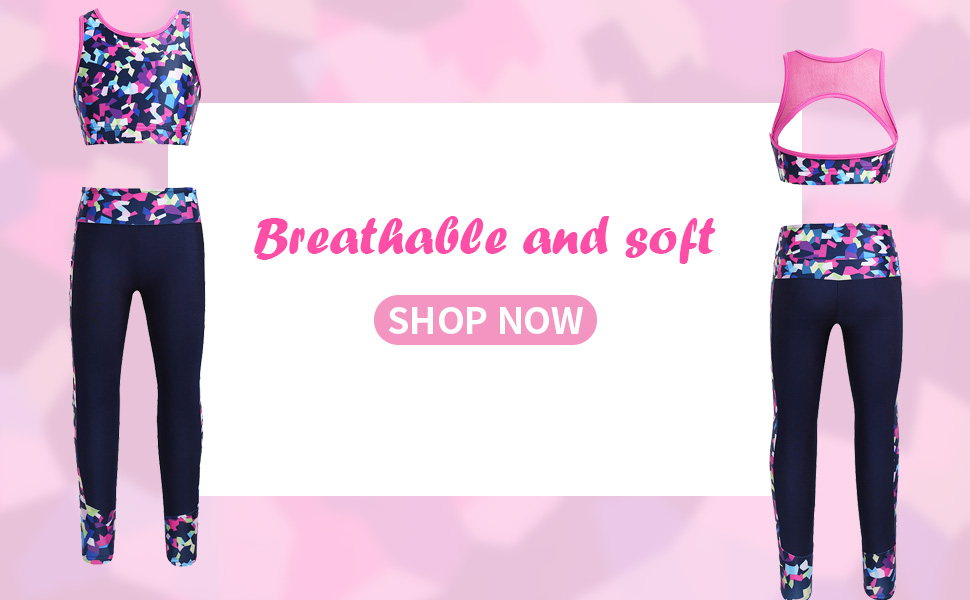 Girls 2 Pieces Outfits