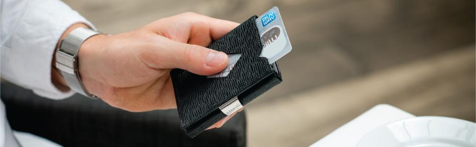 exentri wallets smart elegant
