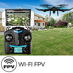 drones with camera for adults kids drone fpv video long flight time gps rc hd beginners indoor remot